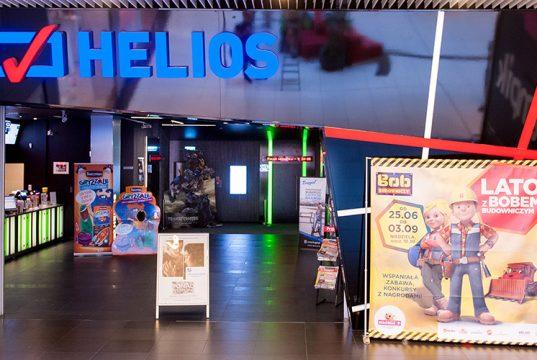 Kino Helios w Galerii Olimpia Bełchatów