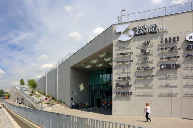 Tarasy Zamkowe Lublin